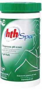 HTH SPA PH PLUS 1,2 kg