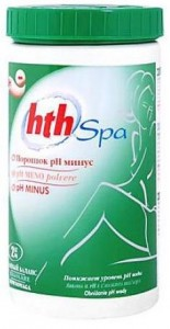 HTH SPA PH MINUS 2 kg